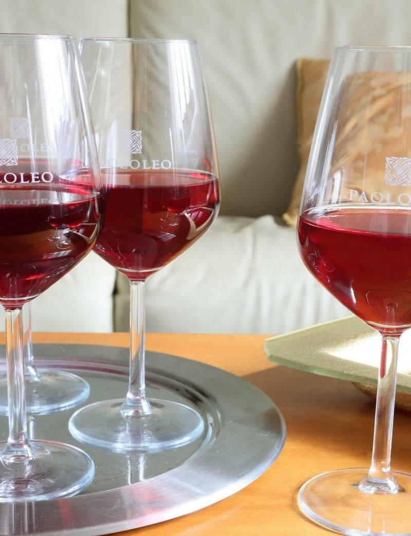 Calici da vino Cantine Paololeo 5