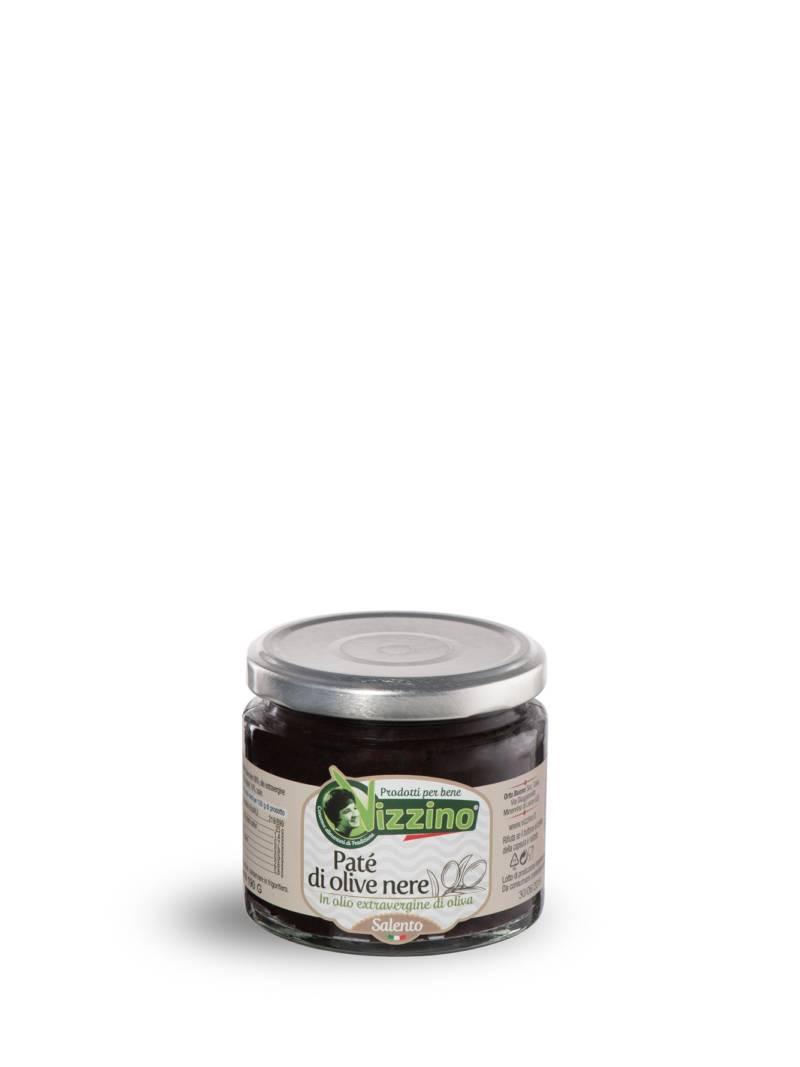 Patè di olive nere Vizzino