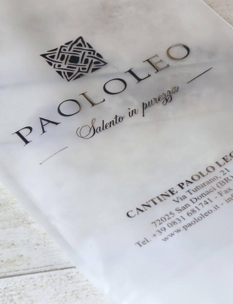 Shopper per bottiglie Cantine Paololeo 5