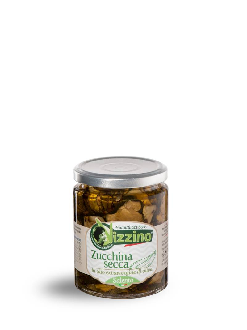 Zucchina secca Vizzino