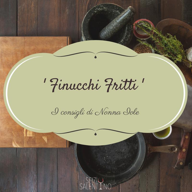 'FINUCCHI FRITTI' (Finocchi fritti)