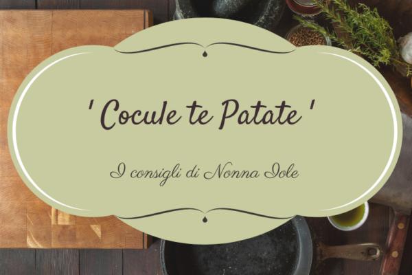 'COCULE TE PATATE'