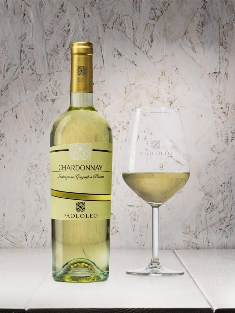 Chardonnay Cantine Paololeo 2