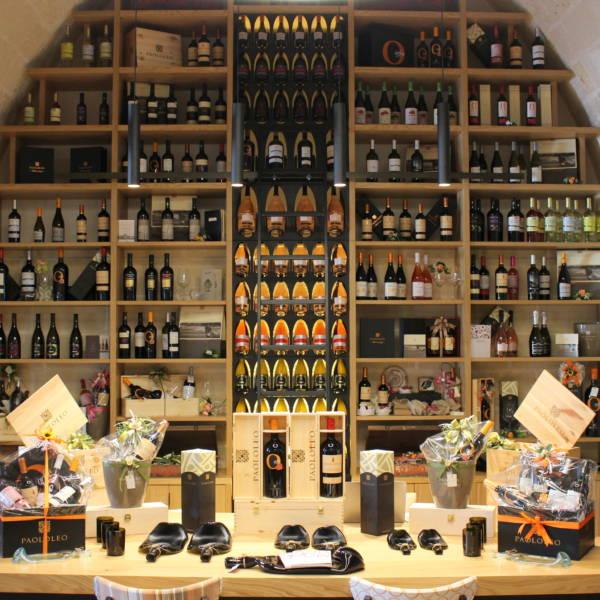 Il Wine Shop Cantine Paololeo 8