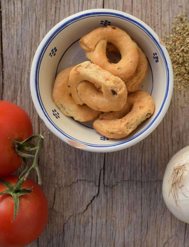 Tarallini alla Pizzaiola Prodotti tipici salentini online 2