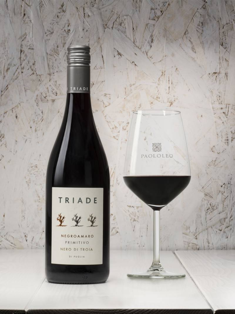 Triade Rosso Cantine Paololeo 1
