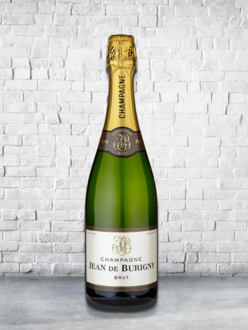 Champagne Brut Jean De Burigny | SfizioSalentino.it