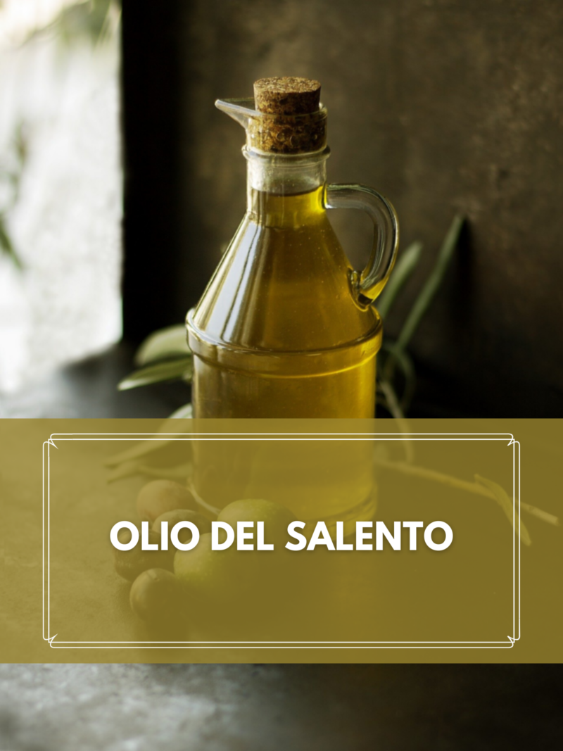 Olive oil from Salento