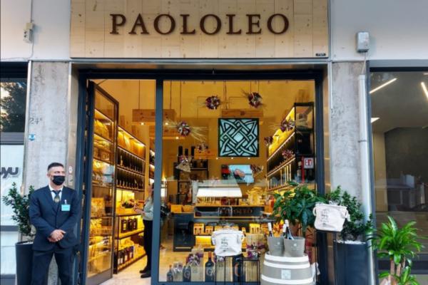 A Lecce il nuovo Store Paololeo