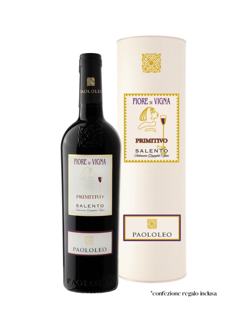 Fiore di Vigna + Astuccio - Sfizio Salentino
